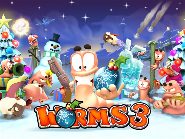 Worms 3 (Small)