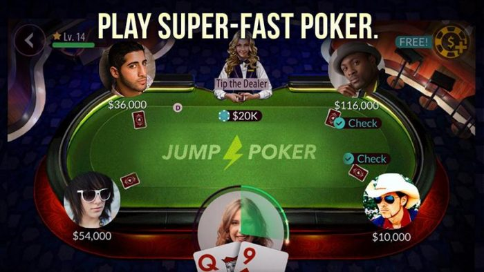 Zynga Poker – Texas Holdem (Small)
