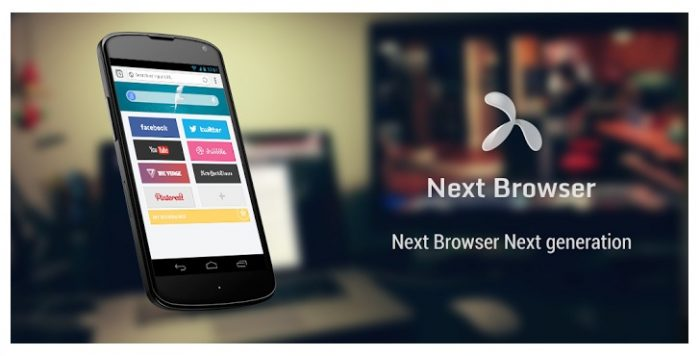 ext Browser for Android