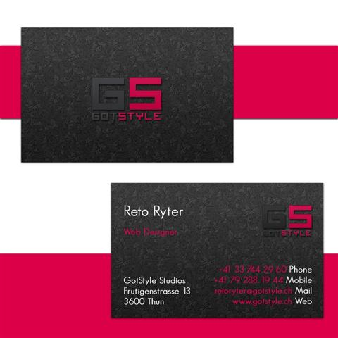 gotStyle studios business card (Small)