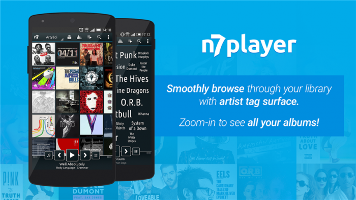 n7player Music Player (Small)