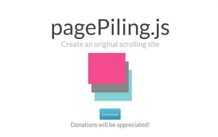 pagePiling-js