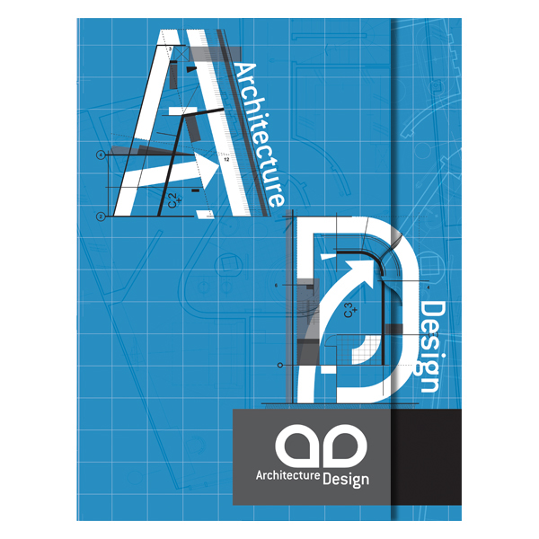 Architect Presentation Folder Design