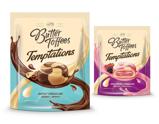 Arcor Butter Toffees (Small)