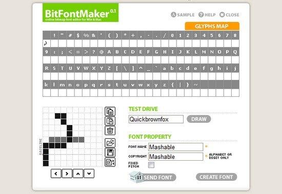 Bit Font Maker