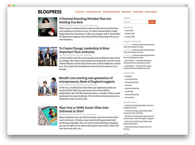 BlogPress (Small)
