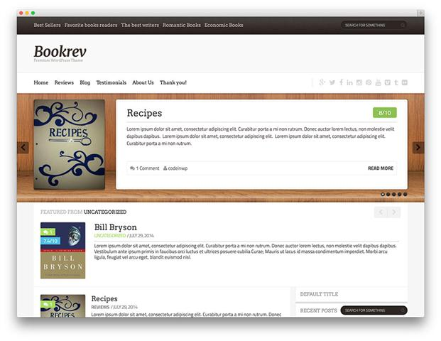 BookRev Lite (Small)