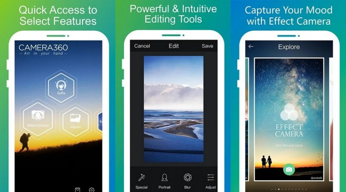 14+ Of The Best Android Camera Apps - TechClient