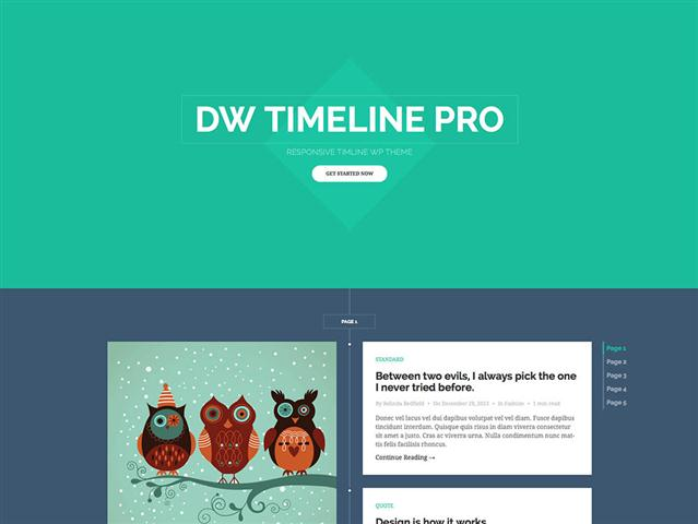 DW Timeline Pro (Small)