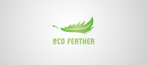 Eco feather