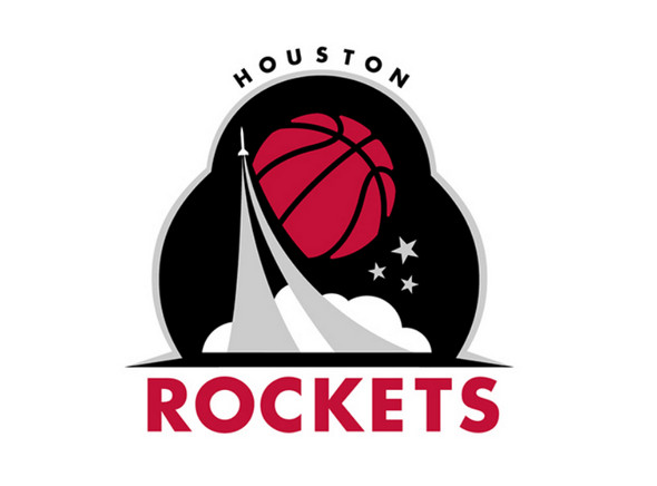 Houston Rockets Conceptual Logos