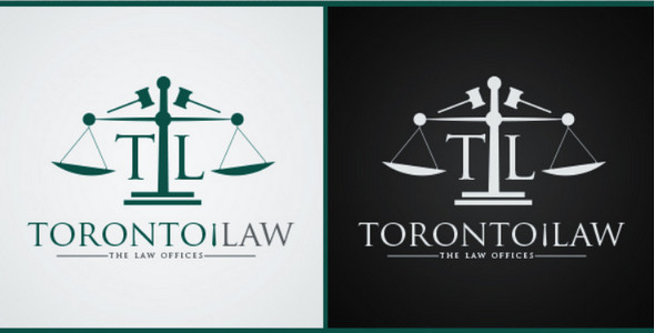 Law Firm Letters Logo