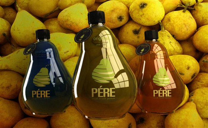 Pére Juice (Identity Design) (Small)