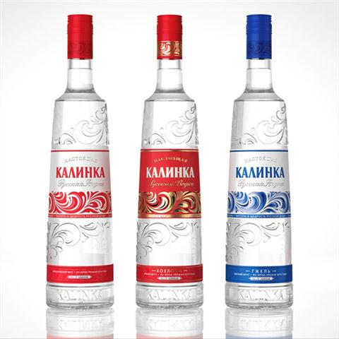 The KALINKA vodka (Small)