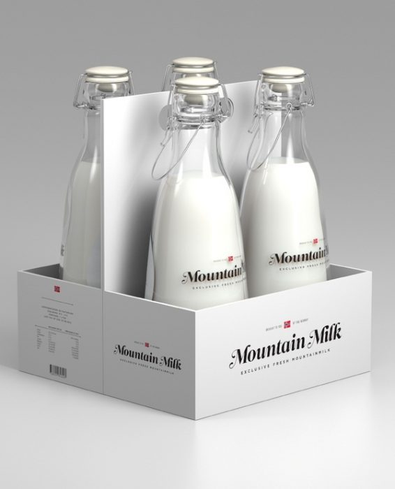 Tine Melk - Mountain Milk