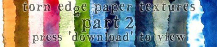 Torn-edge paper packet part 2 (Small)