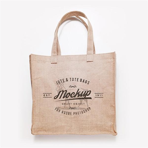 3 Jute & Tote Bags Mock Up Freebie (Custom)