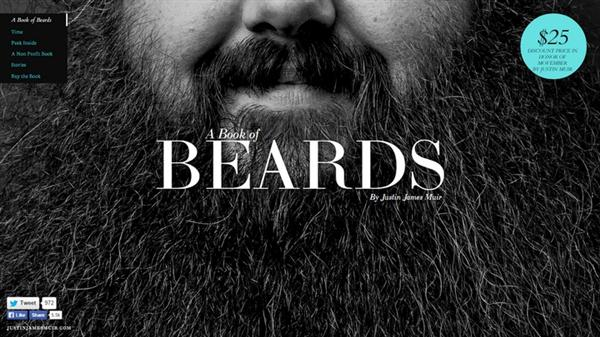 A Book of Beards (Custom)