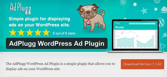 AdPlugg WordPress Ad Plugin (Custom)