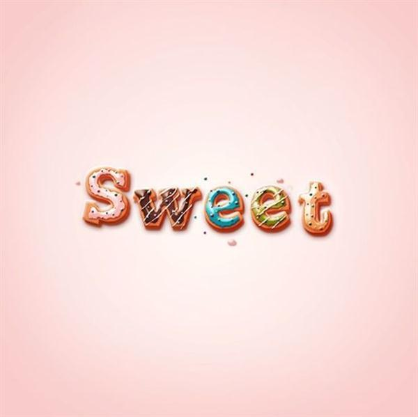 Adobe Photoshop tutorial Create Delicious Donut Text (Custom)