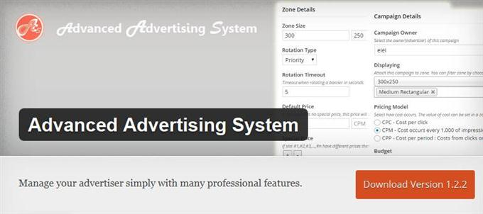 Advanced Advertising System (Custom)