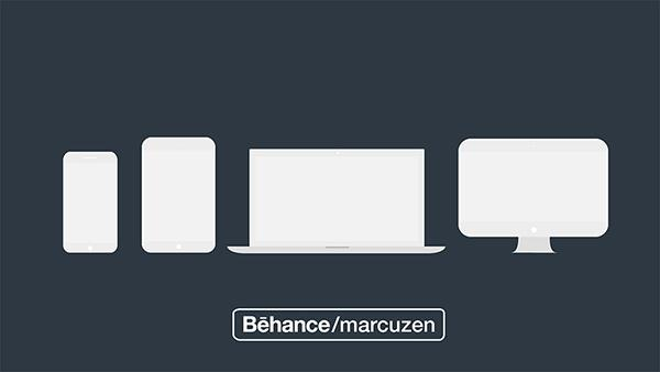 Apple Products Mockup Templates (Custom)