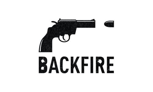 Backfire Gun Logo
