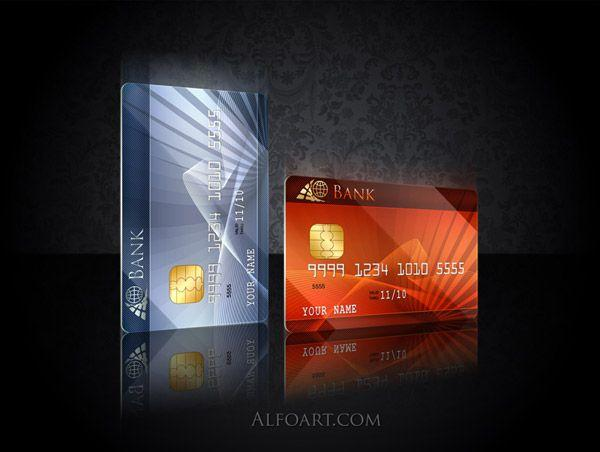 Beautiful Credit Card Design (Custom)