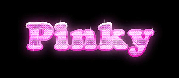 Bling Bling Text Effect in Adobe Illustrator (Custom)