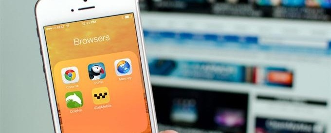 Browsers Apps for iPhone