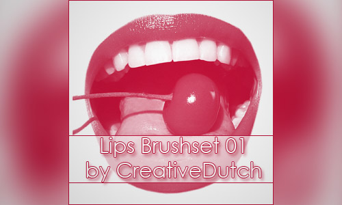 Brushes Lips 01
