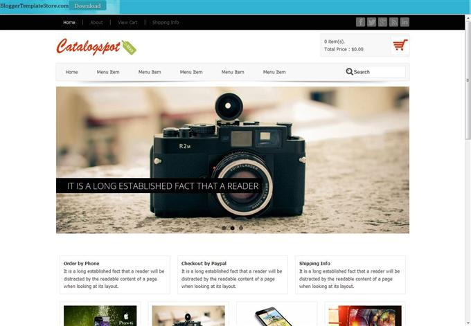 Catalogspot Revo (Custom)