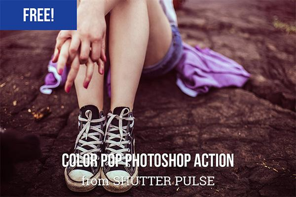Color Pop Photoshop Action (Custom)