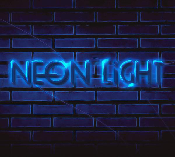 Create Unique Neon Text Effect in Photoshop (Custom)