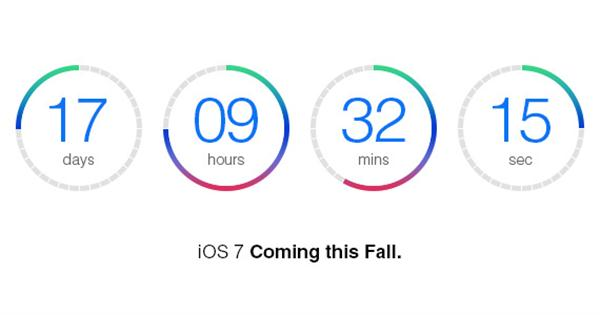 Create a Flat Countdown Timer in Photoshop – iOS 7 Inspired (Custom)