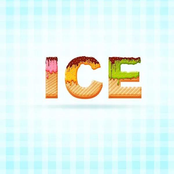 Create an Ice Cream Text Effect in Photoshop (Custom)