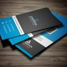 Creative Vertical Business card (Custom)