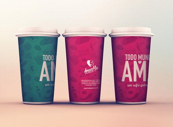 Cups MockUp PSD (Custom)