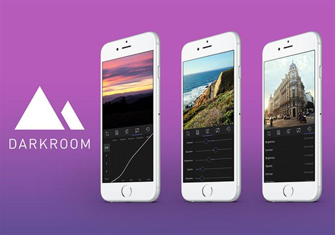 Darkroom – Photo Editor (Custom)