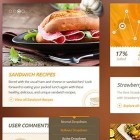 Delicious Recipes Food UI Kit