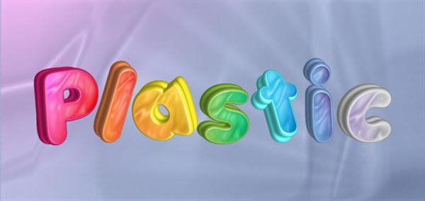 Design a Fun 3D Plastic Text Effect in Illustrator (Custom)
