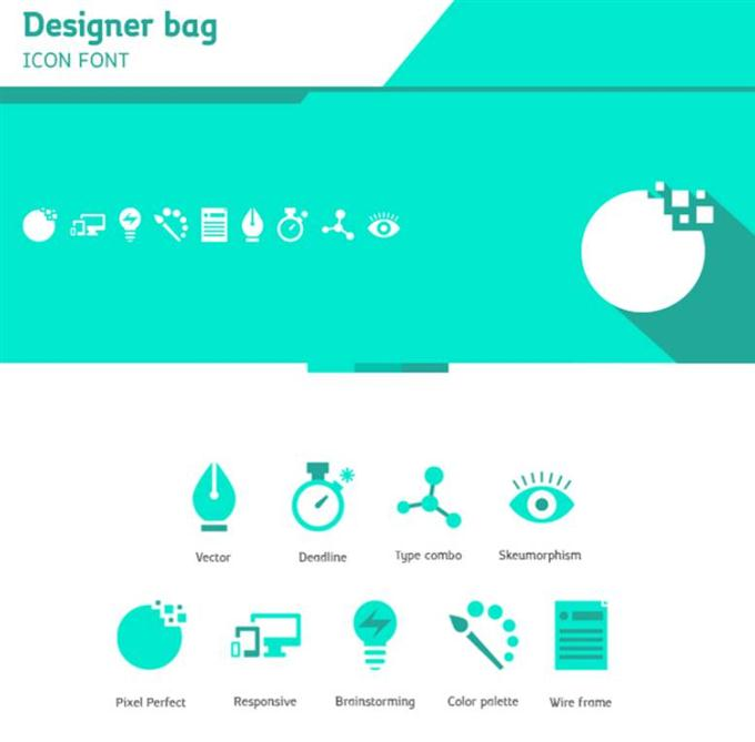 Designer_bag  Font_icon (Custom)