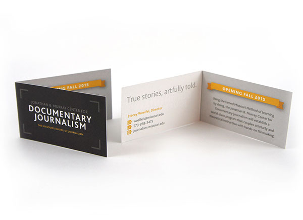 40 Best Folded Business Cards