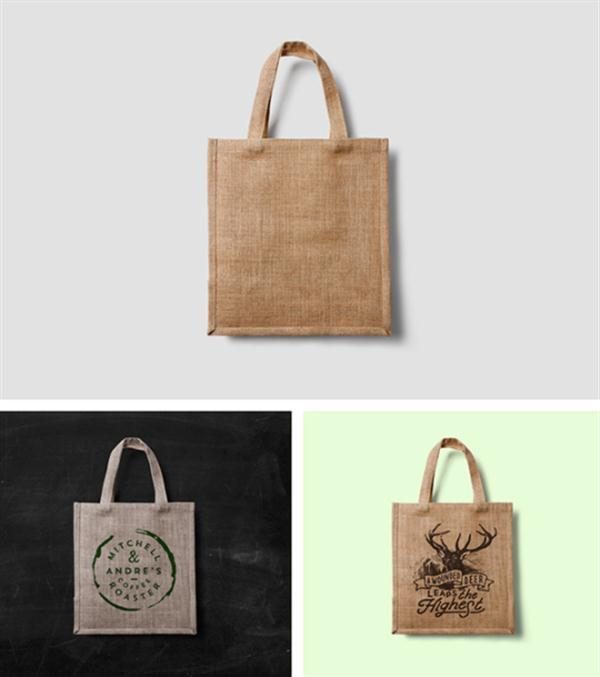 Eco Bag MockUp (Custom)