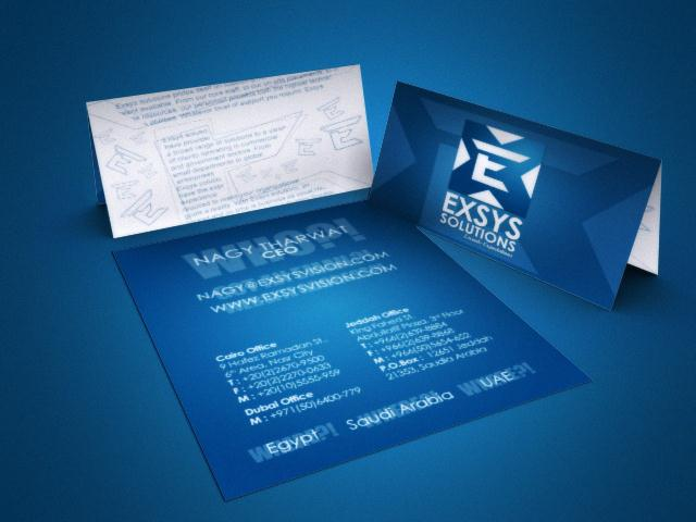 Exsys Solutions Business Card (Custom)