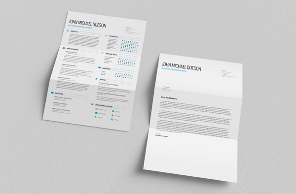 FREE Resume + Cover Letter