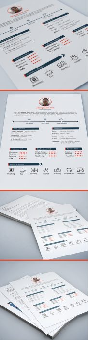 best creative cv resume examples techclient resume template 3 page