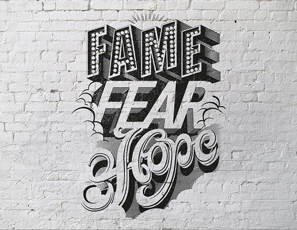 Fame Fear & Hope (Custom)