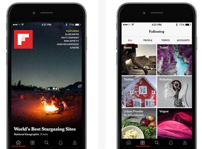 Flipboard  Your Social News Magazine (Custom)