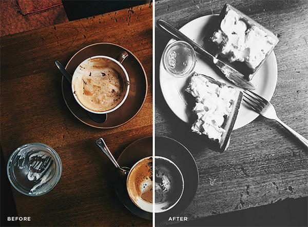 Food Photoshop Actions (Custom)